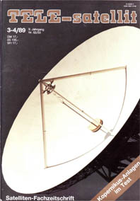 TELE-satellite 8911