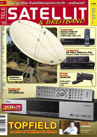 TELE-satellite 0803
